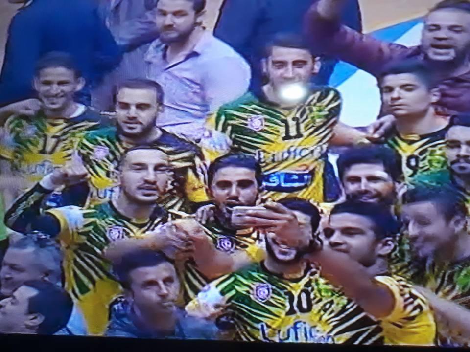كرة اليد: نادي ساقية الزيت بطلا للعرب