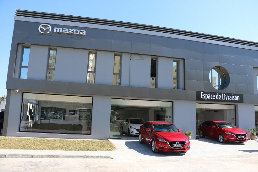 مازدا – تونس - المقر الجديد - بن عروس