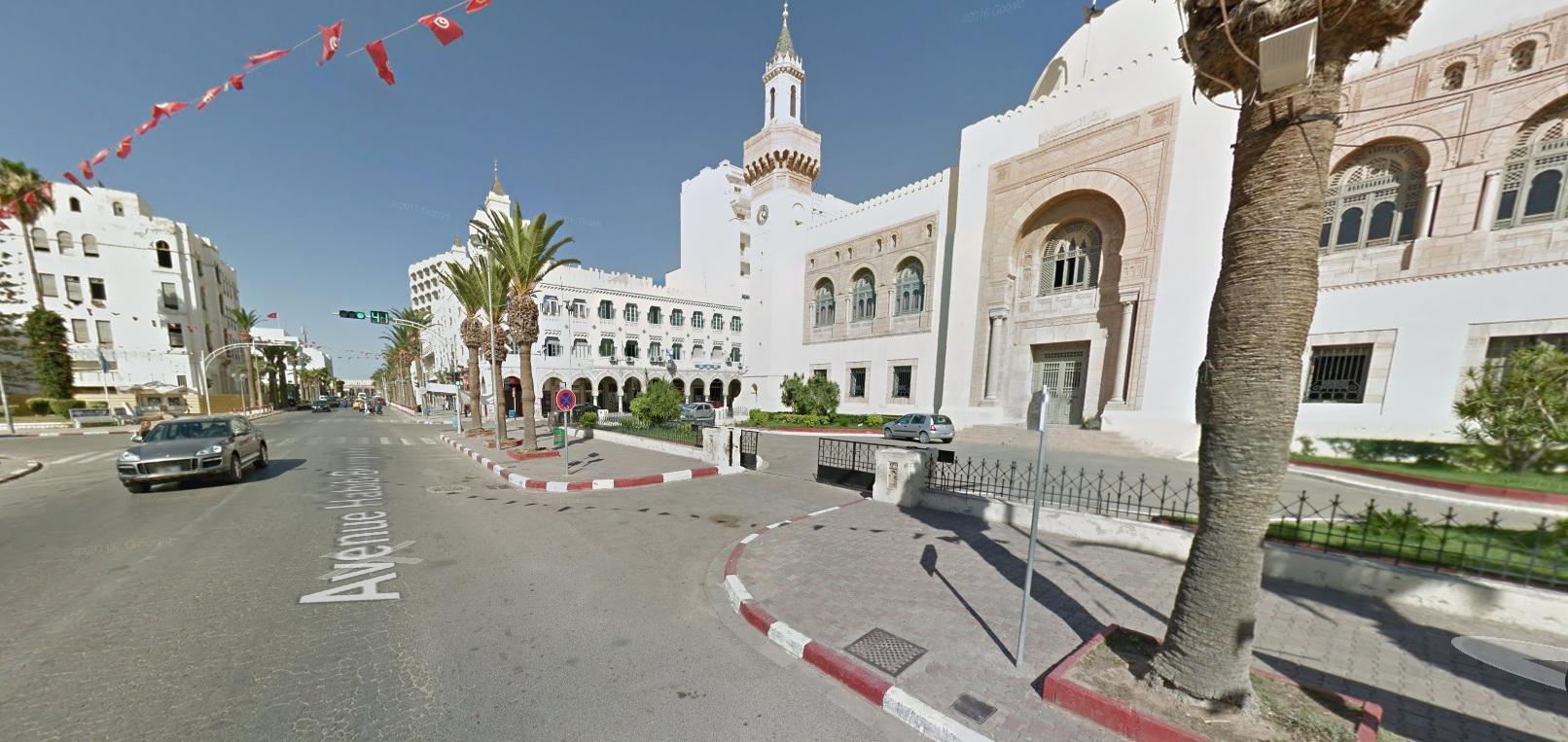 شاهد مدينة صفاقس عبر خدمة Street View