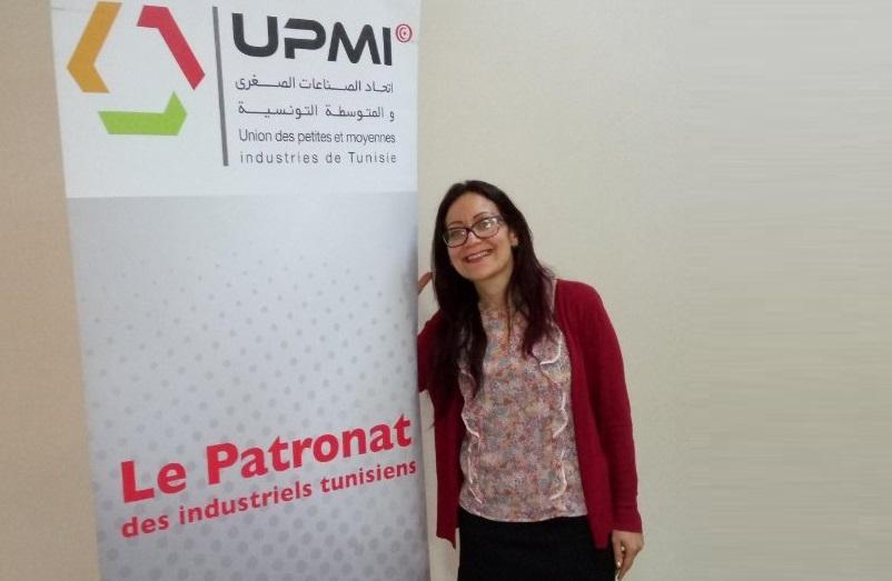 """إتحاد الصناعات الصغرى و المتوسطة التونسية - دورة تكوينية حول """"التسويق الرقمي"""" - نور بوعاقلين"""