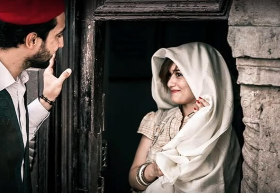 سفساري - لباس تقليدي تونسي