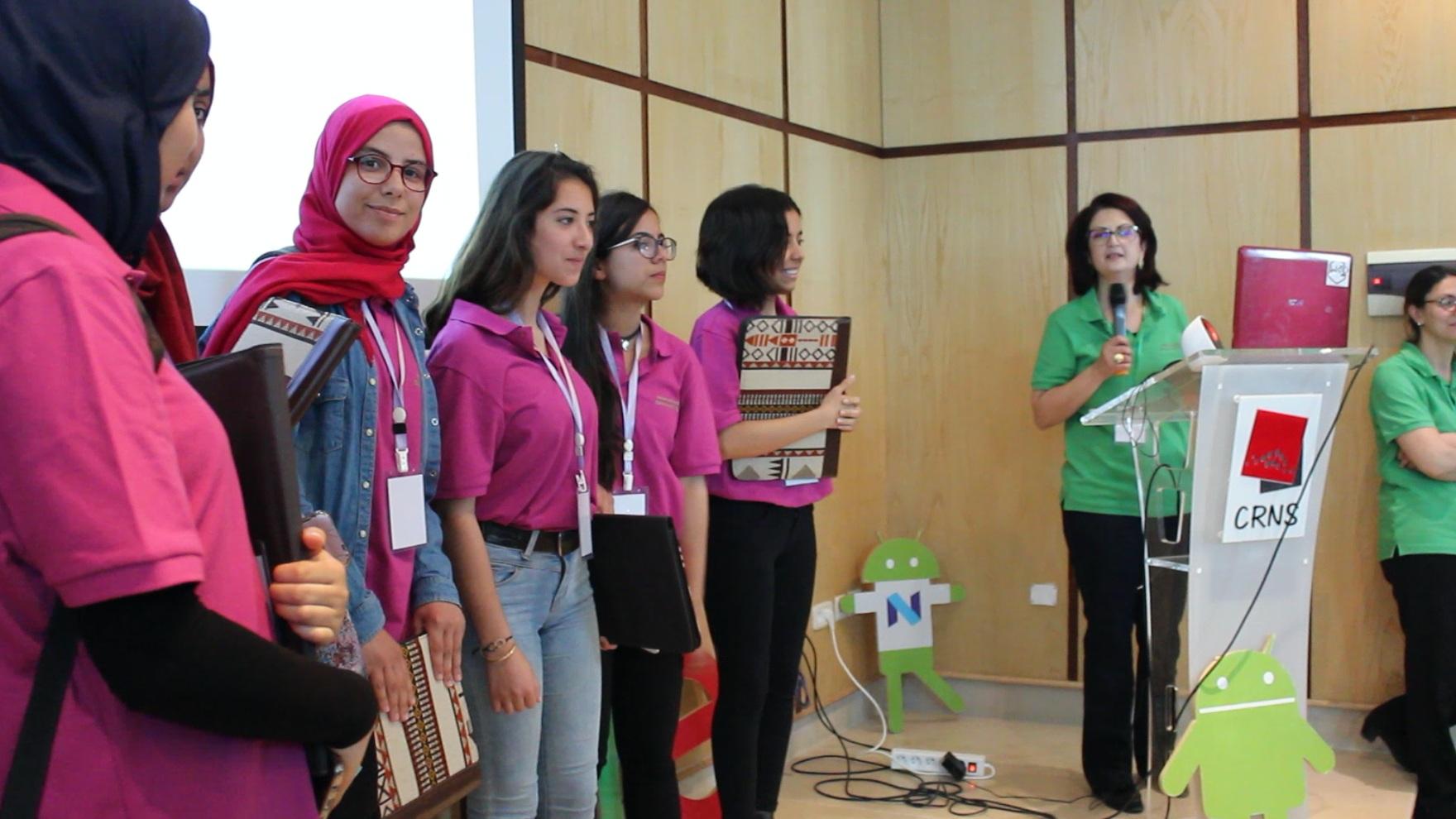 اليوم العالمي للفتيات في مجال تكنولوجيا المعلومات والاتصالات - صفاقس