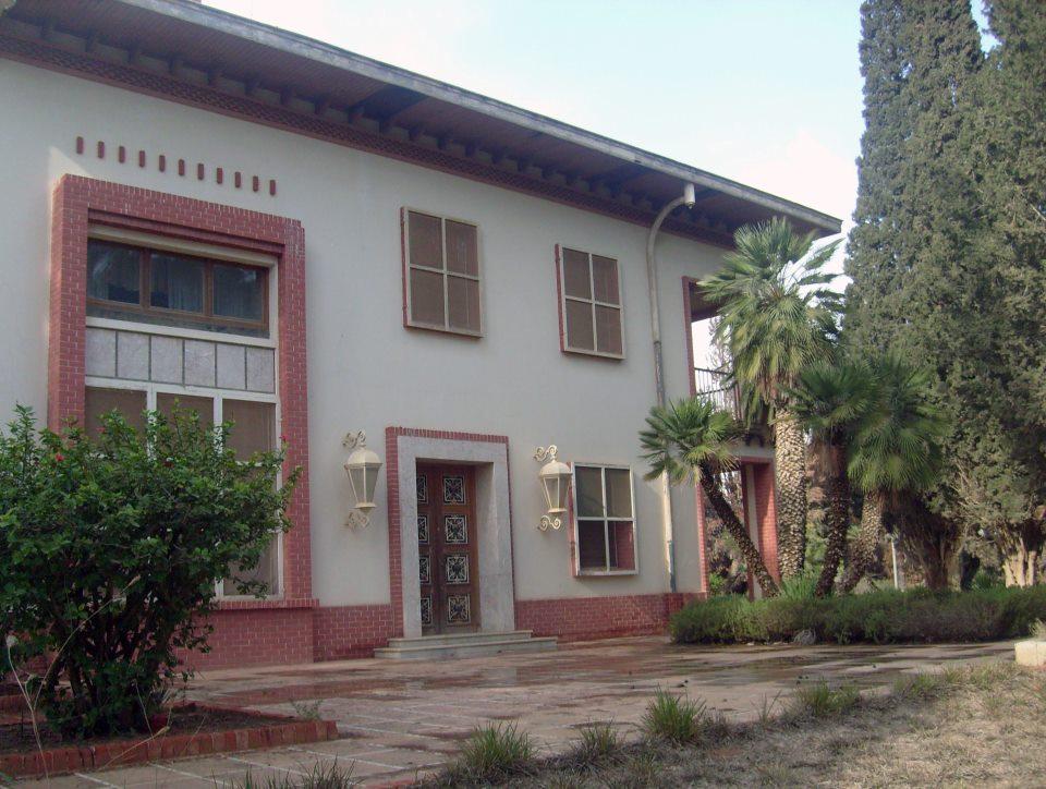 قصر بشكة - قصر الهناء ببشكة - قصر الحبيب بورقيبة - صفاقس