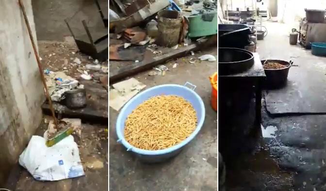 صفاقس : العثور على محل صنع مادة الكاكي بطريقة غير صحية