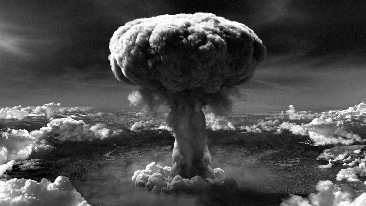 الهجوم النووي على هيروشيما