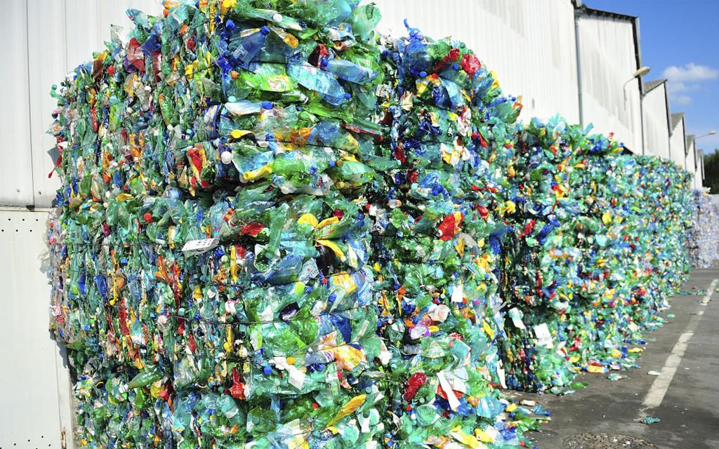 إعادة تدوير المخلفات - القمامة - الفضلات