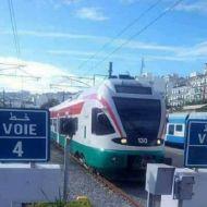 قطار عنابة تونس