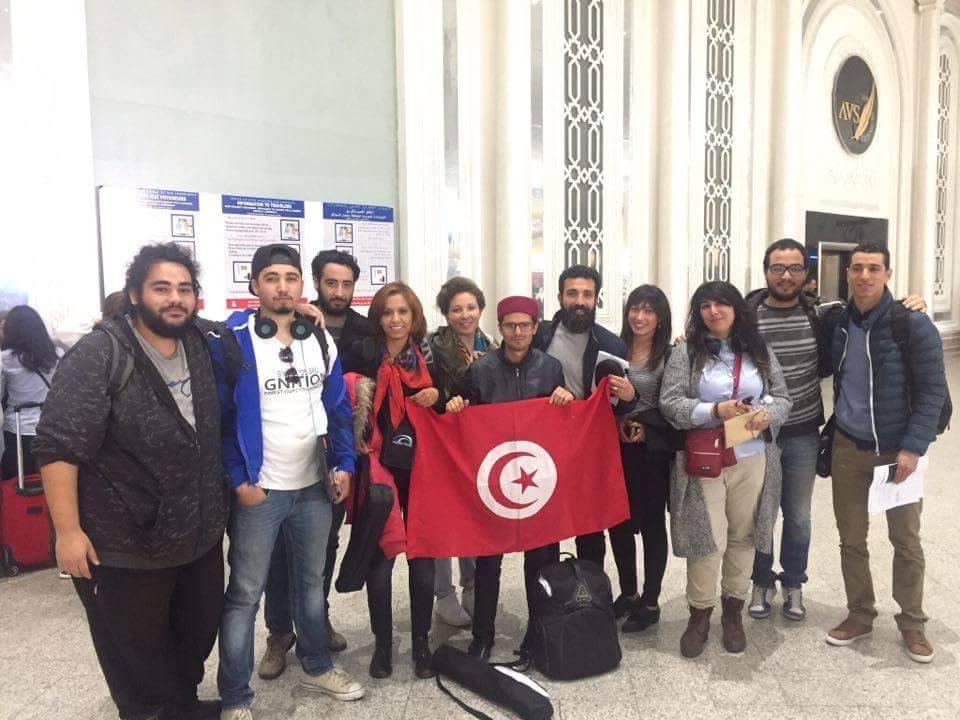وفد متكون من 6 مصورين تونسيين بفلسطين - صفاقس عاصمة الثقافة العربية 2016 - القدس عاصمة الثقافة العربية الدائمة