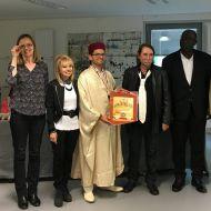 المخترع التونسي أمين الغرياني يتحصل على الدكتوراه في فرنسا