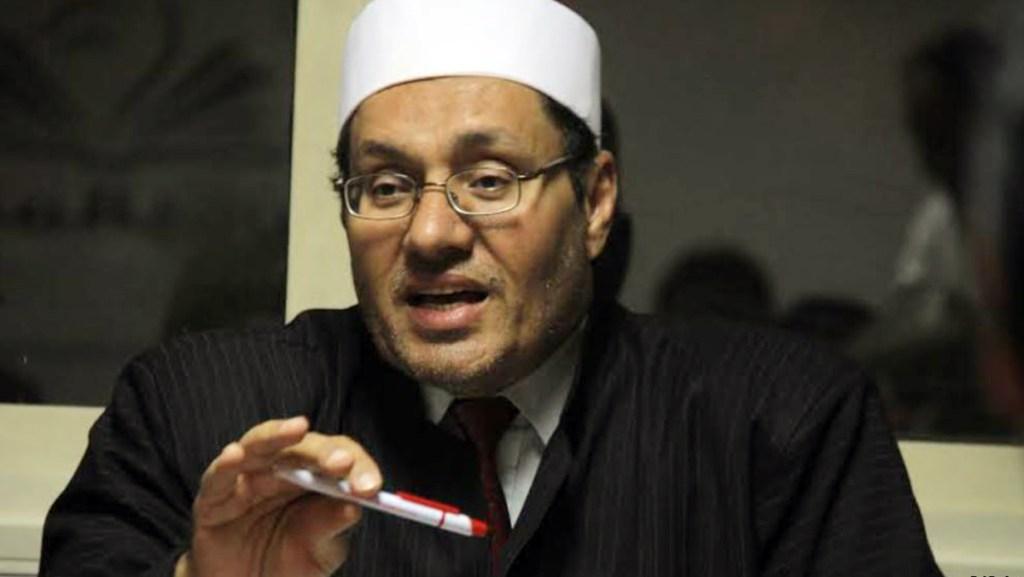 الشيخ الأزهري مصطفى راشد