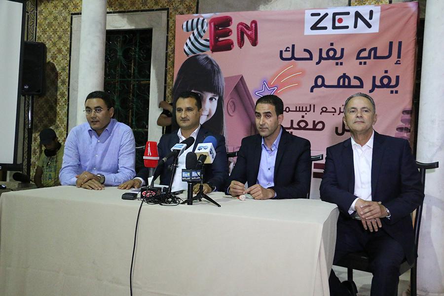 """Zen"" تمضي اتفاقية شراكة مع جمعية ""زهرة الأمل"""