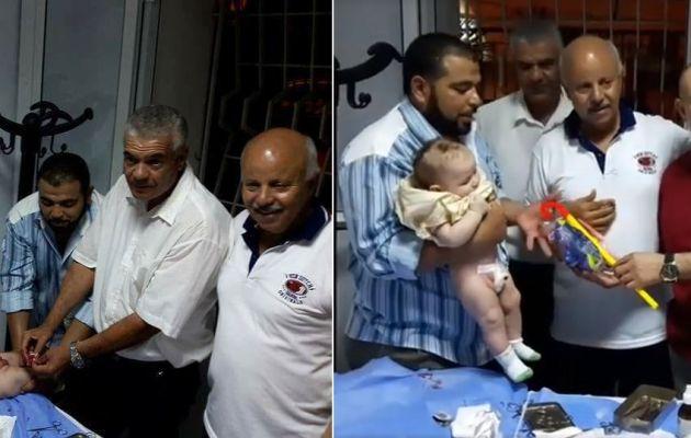 عملية ختان تقليدية في مستشفى صفاقس تحت إشراف عادل الزواغي ومدير المستشفى