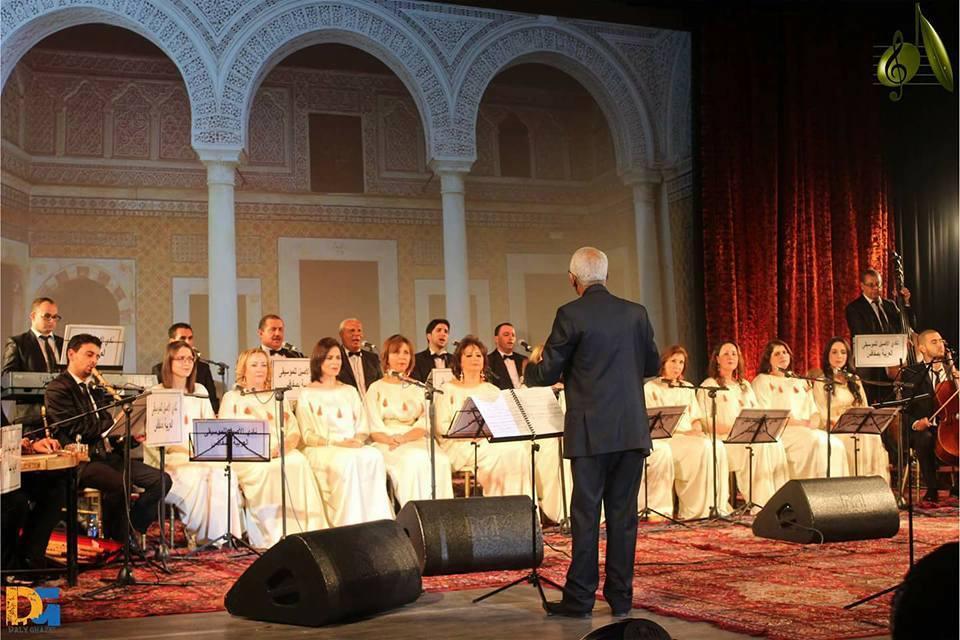 نادي الاصيل للموسيقى العربية