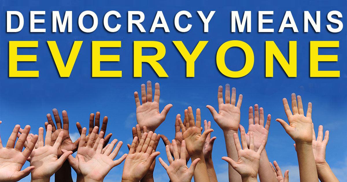 مبادرة إجتماعية - مبادرة ديمقراطية - مجتمع ديمقراطي