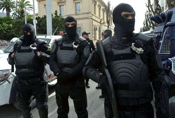 وحدات التدخل - الوحدات الخاصة - شرطة - الداخلية - مقاومة الارهاب