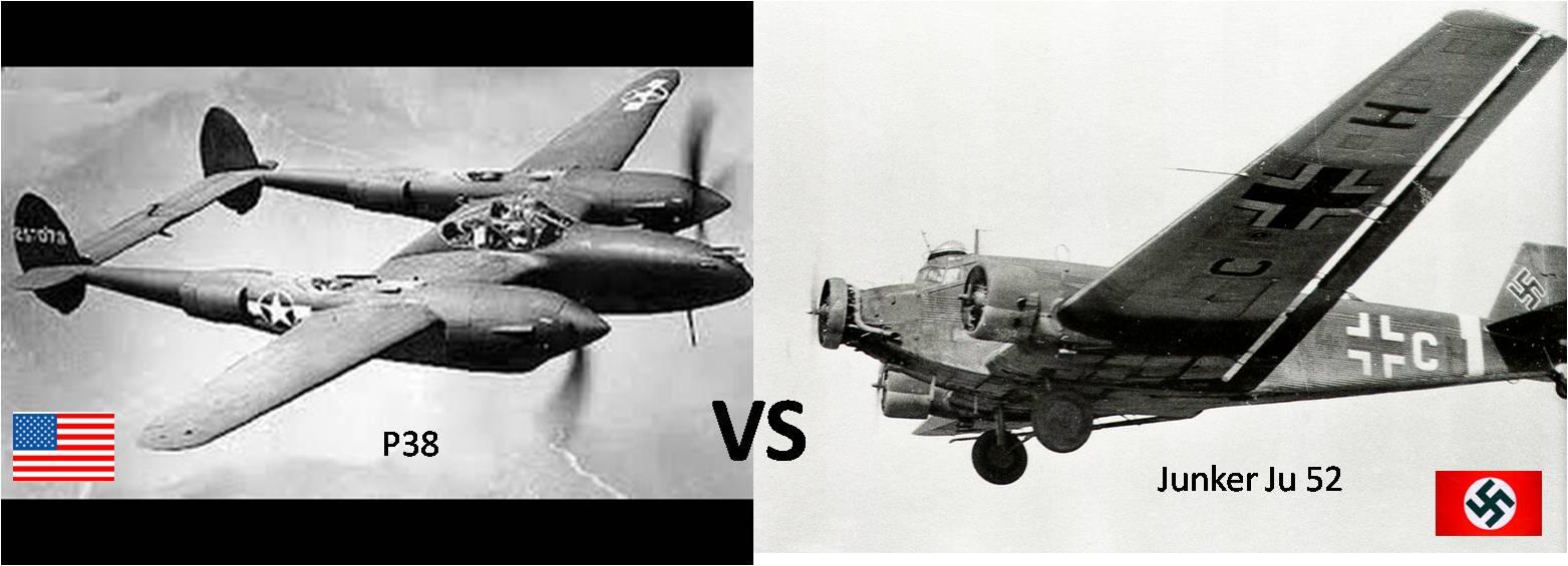 معارك الطائرات خلال الحرب العالمية الثانية في صفاقس