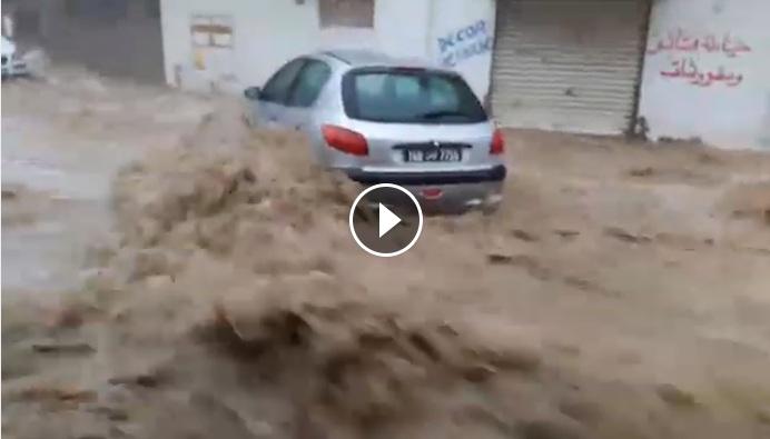 أمطار غزيرة - فيضانات