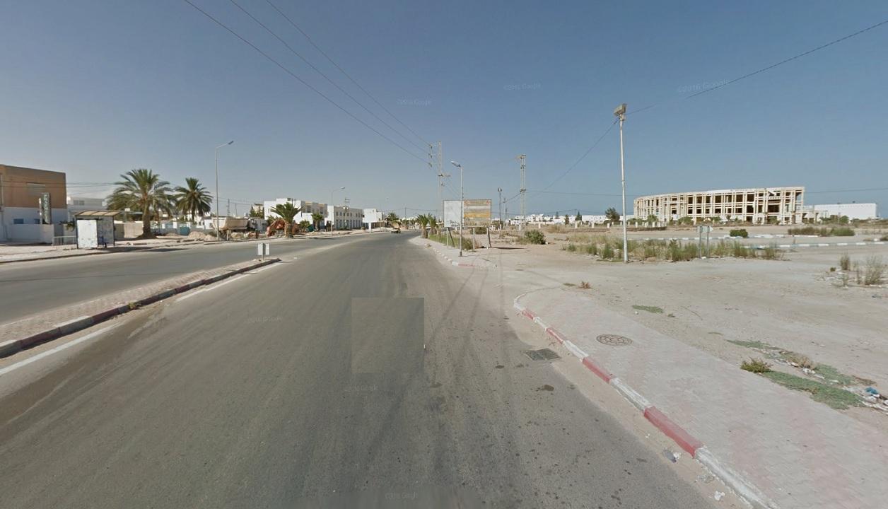 صفاقس - طريق سيدي منصور