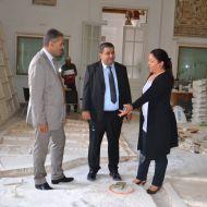 سميرة عروس - عماد السبري - سليم التيساوي - المتحف الاثري بصفاقس