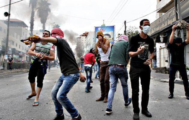 الانتفاضة - مواجهات - القدس - غزة - المقاومة - الشباب الفلسطيني