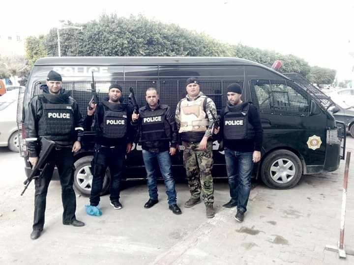 شرطة النجدة بصفاقس