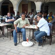 مقهى في باب بحر صفاقس
