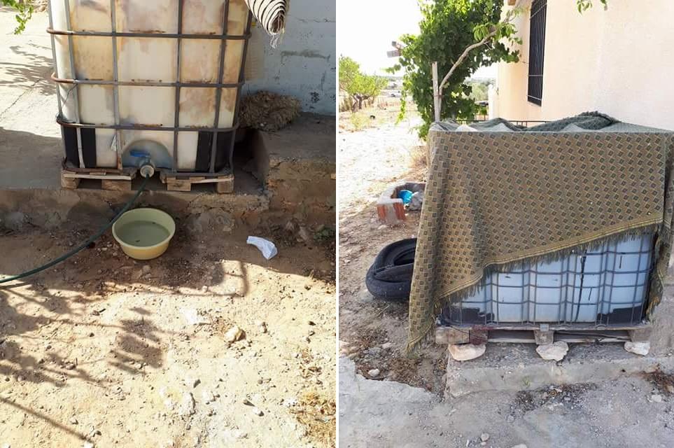 إلى والي صفاقس : أهالي منطقة بوجربوع يعانون إنقطاع المياه منذ سنوات