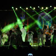 """مزج بين آلات تقليدية وأخرى عصرية : عرض """"المدحة"""" يفتتح مهرجان صفاقس الدولي"""