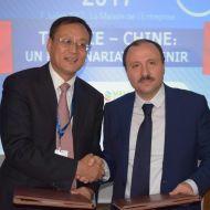 مجموع الوكيل يوقع إتفاقية مع بنك صيني لإنجاز أكبر فضاء تجاري في افريقيا بتونس Tunisia Africa Mall