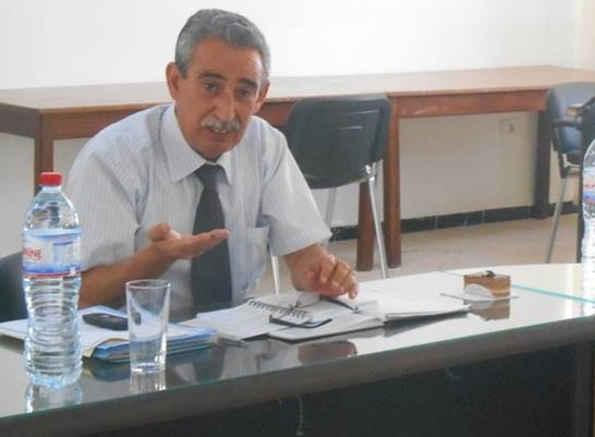 محمد بن جماعة المندوب الجهوي التربية بصفاقس 1