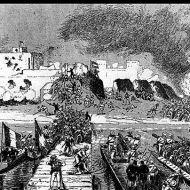 انزال القوات الفرنسية في صفاقس يوم 16 جويلية 1881