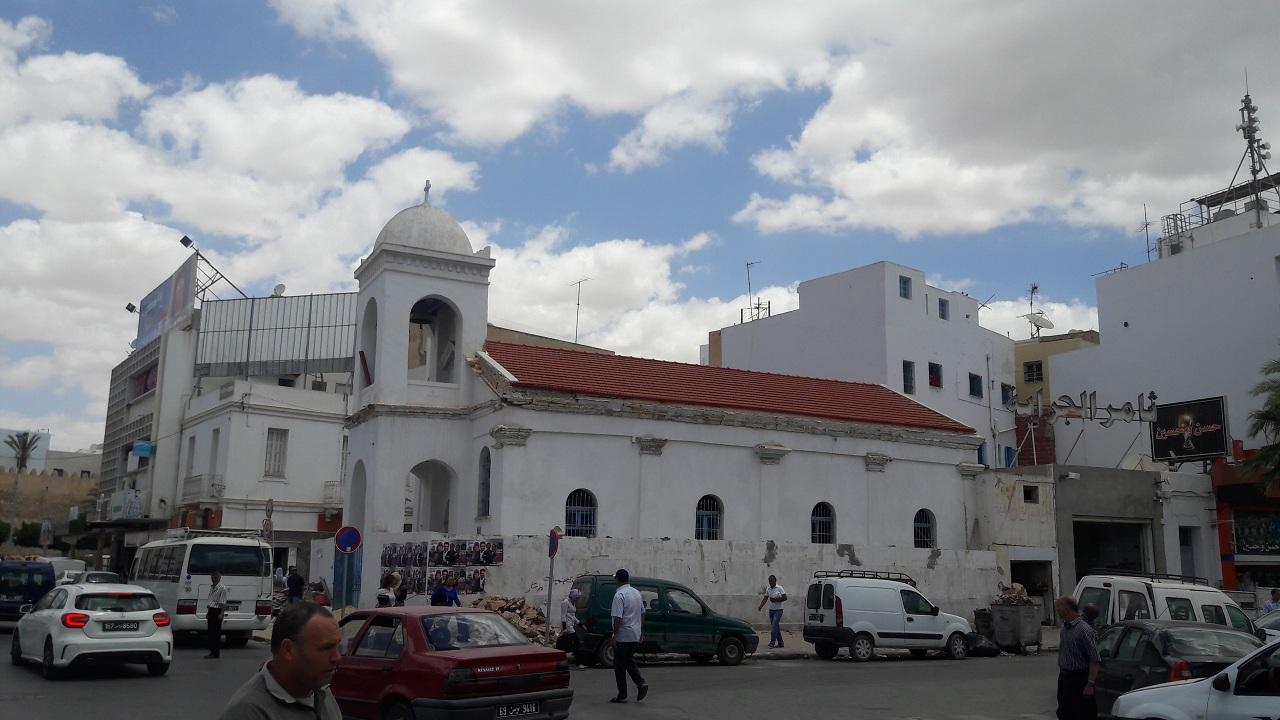 صفاقس : ترميم الكنيسة الأرثودكسية اليونانية
