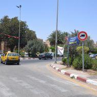 صفاقس - شارع الجيش - منع جولان الشاحنات الثقيلة