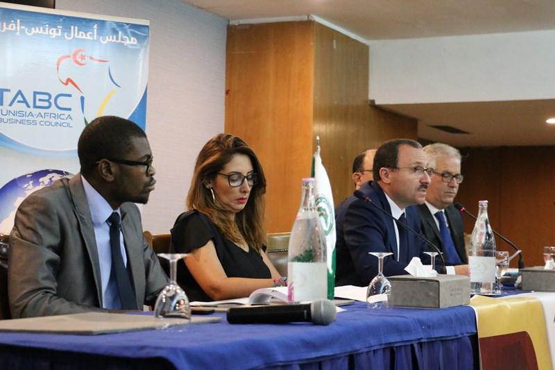بسام الوكيل - مجلس الأعمال التونسي الإفريقي - المنتدى التونسي الإفريقي للتمكين