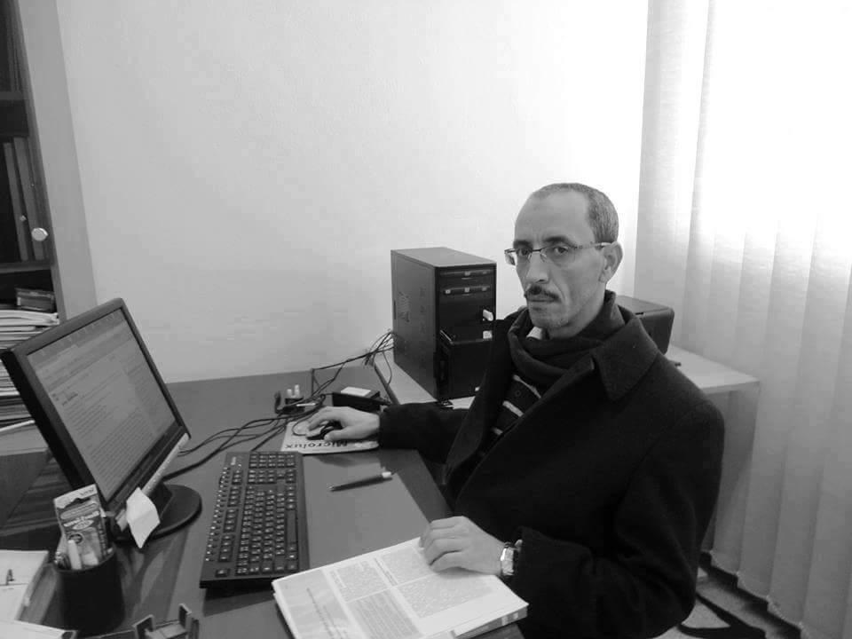 الأستاذ عبد اللطيف المعالج