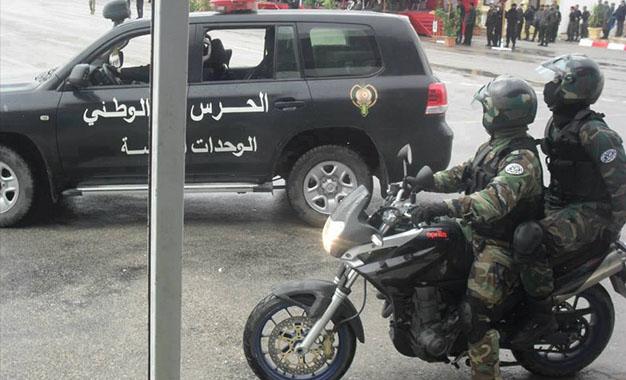 الشرطة - الحرس الوطني - تونس