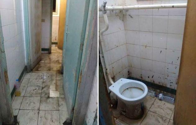 صفاقس : صور فظيعة وحالة كارثية المستشفى الحبيب بورقيبة