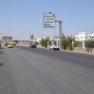 صفاقس - طريق تونس