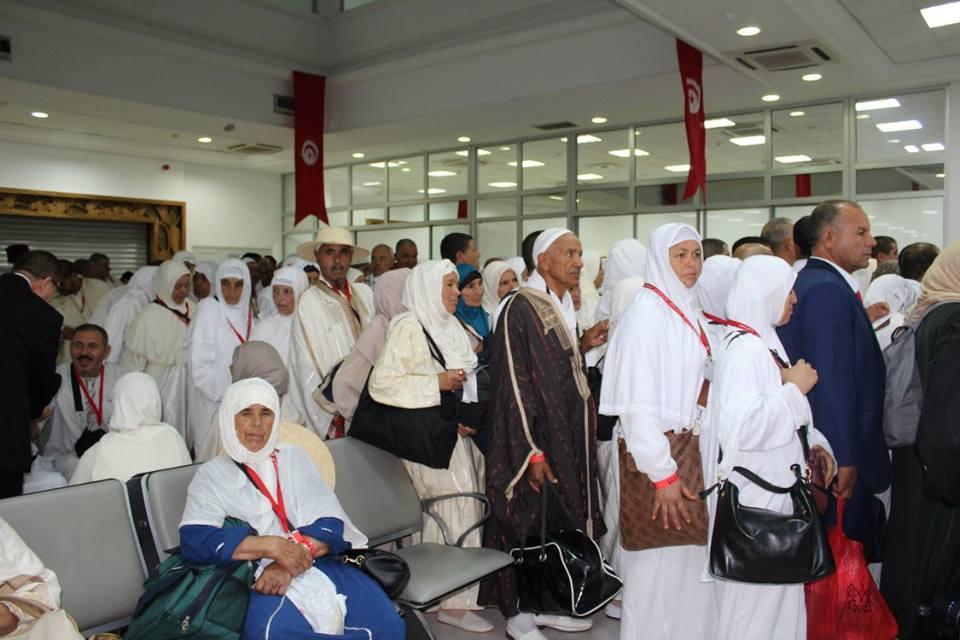 عمرة - الحج - حجيج - الحجاج - مطار صفاقس طينة الدولي - المدينة المنورة - مكة المكرمة