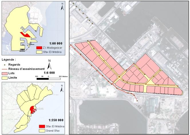 المنطقة الصناعية مدغشقر - صفاقس
