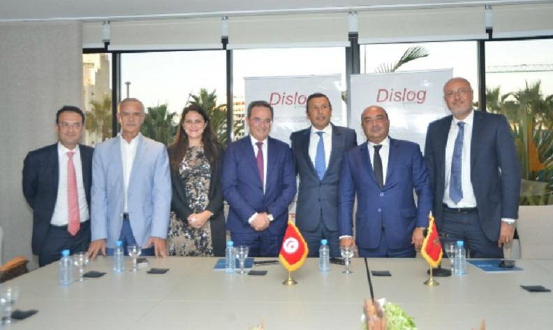 صفاقس : شركة CHO المختصة في الزيت تفتح فرعها في المغرب بالشراكة مع شركة DISLOG