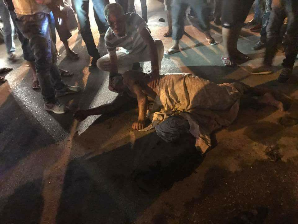 صفاقس : شاب يضرم النار في جسده في ساقية الداير