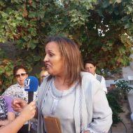 """فرع الرابطة التونسية للدفاع عن حقوق الإنسان بصفاقـس الجنوبية يزور المعلّمة التي تعرضت إلى """"تهجم وتكفير"""""""