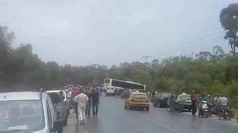 أصيلي ولاية صفاقس : حادث مرور بين قليبية والهوارية يسفر عن وفاة 5 أشخاص من نفس العائلة
