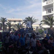 إضراب قطاع المعادن في صفاقس