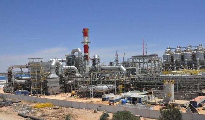 صفاقس - الصخيرة - الشركة التونسية الهندية للأسمدة - تيفارت