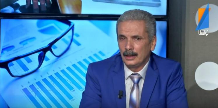 الأستاذ صالح بن حمد - معهد الدراسات العليا التجارية بصفاقس