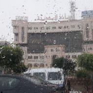 نزول أمطار في صفاقس - مطر - الغيث النافع