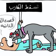 الكاريكاتير المصري سمير عبد الغني