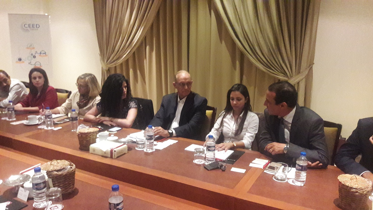 مركز المسيرين الشبان بصفاقس يستضيف صندوق المشاريع الأمريكية بتونس